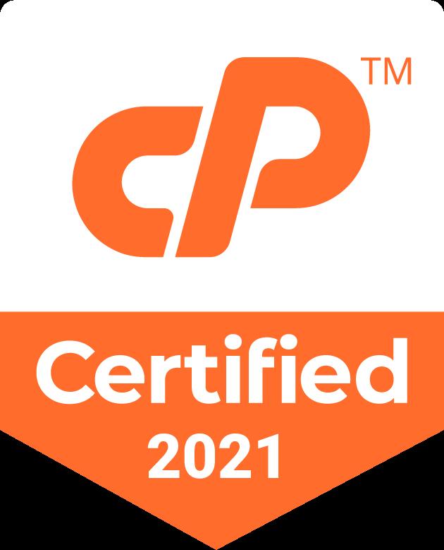 cPanel Certified Partner 2021