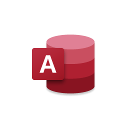 Microsoft Access - Logo